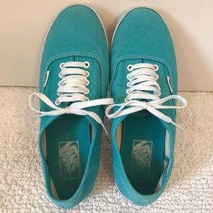 Vans Lace-Up Sneakers